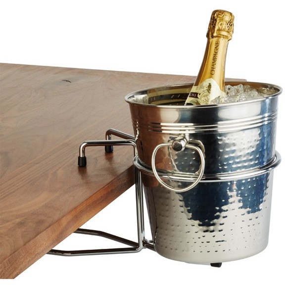 Tischhalterung für Sektkühler