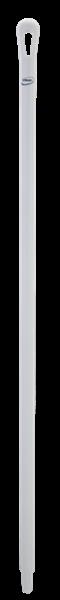 Ultra higienischer Stiel 1,3 m weíß