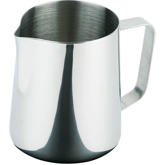 Milch- / Universalkanne aus Edelstahl