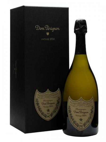 Dom Pérignon blanc Vintage 2004 Flasche 0,75 l