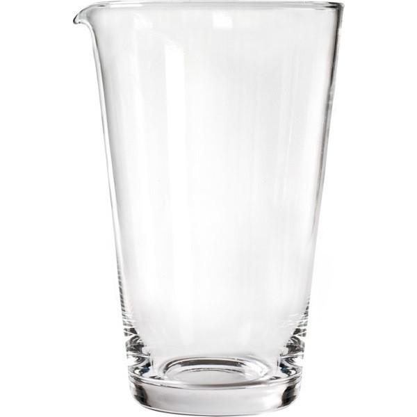 Rührglas mit Lippe
