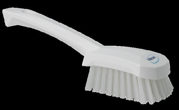 Waschbürste k. St. weiß