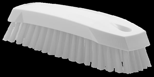 Wischbürste, 17cm, weiß