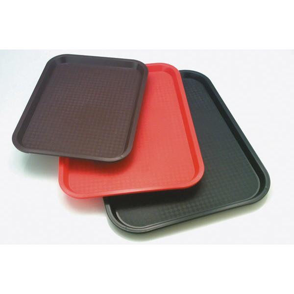 Fast Food-Tablett mittel
