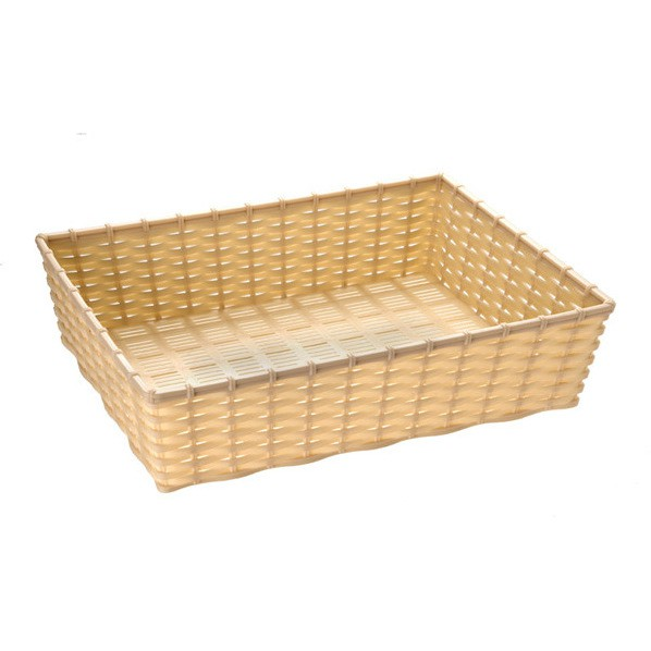 Korb -WICKER-LOOK-