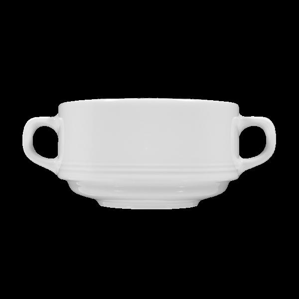 IMPERIAL Suppenobertasse weiß, 0,3 l