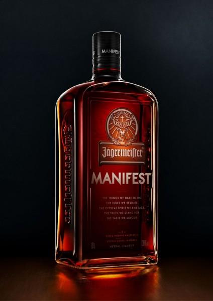 Jägermeister Manifest 38 % vol. Flasche 1,0 l