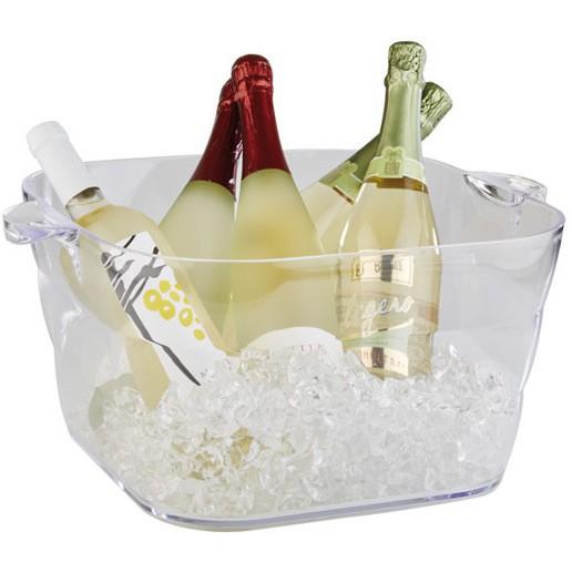Flaschenkühler/Getränkeschale