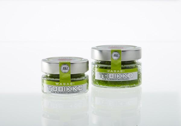 Tobikko-Kaviar grün 90 g