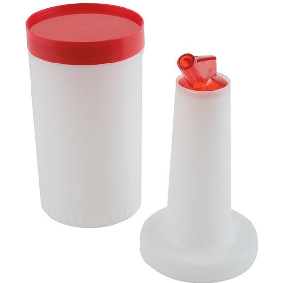 Dosier-/Vorratsflasche, verschiedene Farben