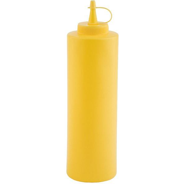 Quetschflasche mit Schraubdeckel 0,7 l