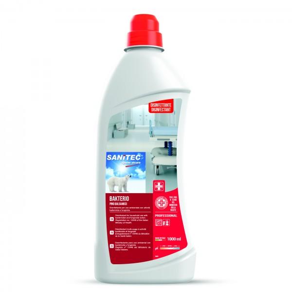 Sanitec Bakterio Flächendesinfektionsmittel parfümiert 1 l